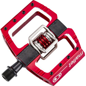 Crankbrothers Mallet DH Pedal röd